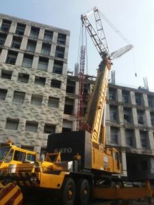 Sewa Crane Serang