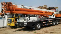 TELESCOPIC TRUCK CRANE / MOBILE CRANE